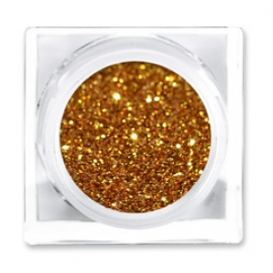 LIT COSMETICS COLOURS EYESHADOW GLITTER JAR MEXICAN LUCKY