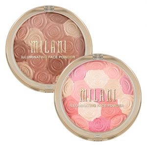 MILANI COSMETICS ILLUMINATING FACE POWDER ROZŚWIETLACZ DO TWARZY