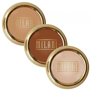 MILANI COSMETICS SECRET COVER CONCEALER COMPACT CREAM KREMOWY KOREKTOR