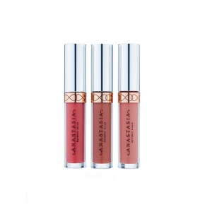 ANASTASIA BEVERLY HILLS LIQUID LIPSTICK - 3PCS SET MINI