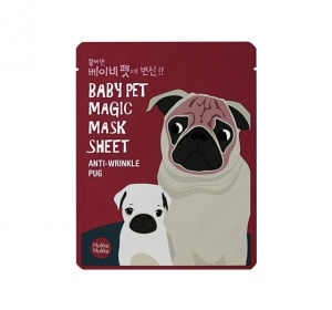 HOLIKA HOLIKA MAGIC MASK PUG MASKA NA TWARZ MOPS
