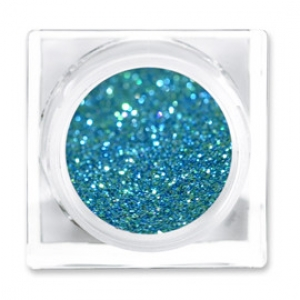 LIT COSMETICS COLOURS EYESHADOW GLITTER JAR MOTHER EARTH #2