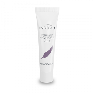 INDIGO UV NAIL ART MOUSSE GEL