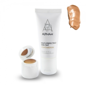ALPHA-H MULTI-PERFECTING SKIN TINT SPF 15 MEDIUM/DARK KREM BB