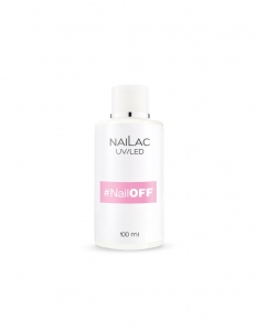 NAILAC #NAILOFF REMOVER 100ML