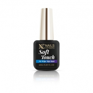 NAILS COMPANY SOFT TOUCH TOP MATT NO WIPE