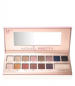 IT COSMETICS NATURALLY PRETTY MATTE LUXE TRANSORMING PALETTE
