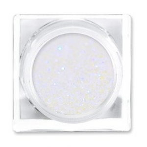 LIT COSMETICS COLOURS EYESHADOW GLITTER JAR NORTHERN LIGHTS