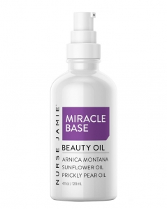 NURSE JAMIE MIRACLE BASE BEAUTY OIL BAZA POD MAKIJAŻ