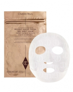 CHARLOTTE TILBURY REVOLUTIONARY INSTANT MAGIC FACIAL DRY SHEET MASK