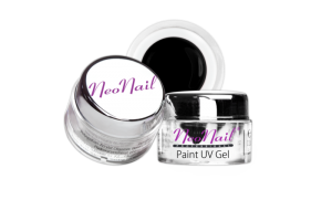 NEONAIL PAINT UV GEL BLACK 5ml