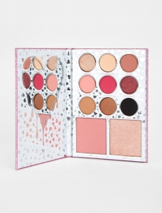 KYLIE COSMETICS THE BIRTHDAY COLLECTION I WANT IT ALL PALETTE PALETA CIENI