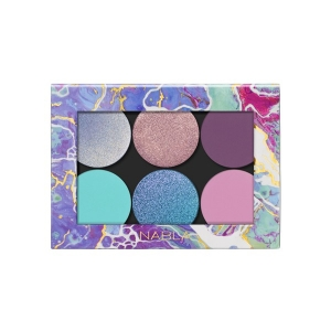 NABLA COSMETICS FREEDOMINATION COLLECTIONS LIBERTY SIX CUSTOMIZABLE MAGNETIC PALETTE