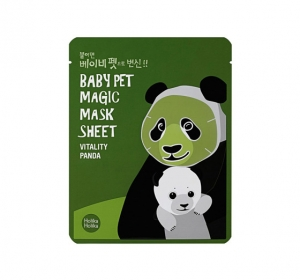 HOLIKA HOLIKA MAGIC MASK MASKA NA TWARZ PANDA
