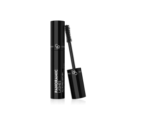 GOLDEN ROSE PANORAMIC LASHES ALL IN ONE MASCARA TUSZ DO RZĘS ZWIĘKSZAJĄCY OBJĘTOŚĆ