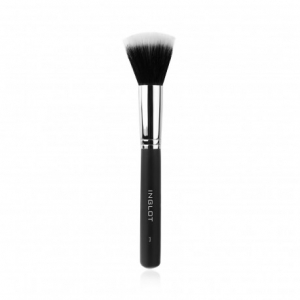 INGLOT MAKEUP BRUSH 27TG PĘDZEL TYPU DUO FIBER DO PUDRU, RÓŻU I BRONZERA