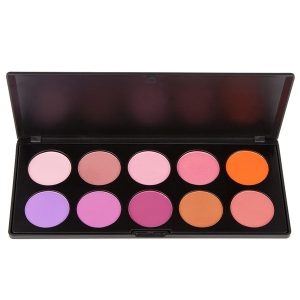COASTAL SCENTS BLUSH TOO PALETTE PALETA RÓŻY DO POLICZKÓW
