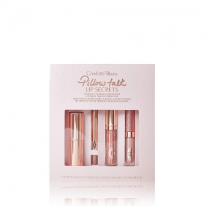 CHARLOTTE TILBURY PILLOW TALK LIP SECRETS LIP KIT ZESTAW PILLOW TALK