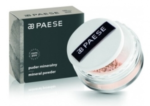 PAESE PUDER MINERALNY