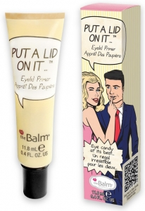 theBALM PUT A LID ON IT EYELID EYESHADOW PRIMER BAZA POD CIENIE