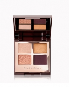 CHARLOTTE TILBURY EYE SHADOWS LUXURY PALETTE QUEEN OF GLOW