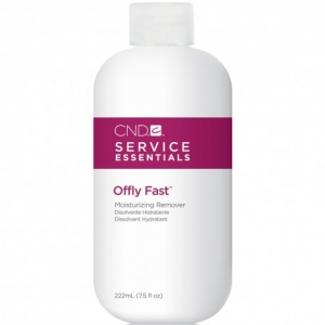 CND ESSENTIALS OFFLY FAST/MOISTURIZING REMOVER 222ml