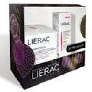 LIERAC ARKESKIN KREM 50ml + DIOPTIFATIGUE ŻEL 10ml