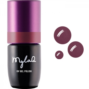 MYLAQ GEL POLISH UV LED LAKIER HYBRYDOWY 5ml