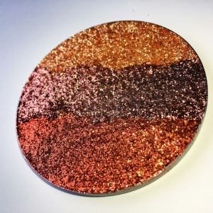 GLITTER INJECTIONS HUGE PRESSED GLITTERS BRONZE ME UP