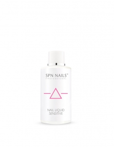 SPN NAILS NAIL LIQUID SENSITIVE 250ML