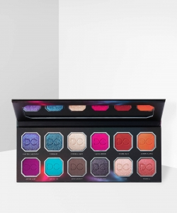 DOMINIQUE CELESTIAL STORM EYESHADOW PALETTE PALETA CIENI DO POWIEK
