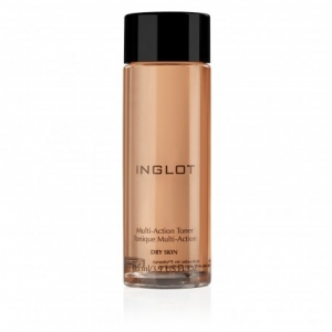 INGLOT MULTI ACTION TONER DRY SKIN 115ML TONIK DO TWARZY CERA SUCHA 115ML