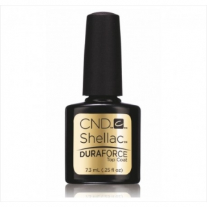 CND SHELLAC UV TOP COAT DURAFORCE 15ml.