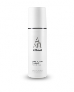 ALPHA-H TRIPLEACTION CLEANSER ŻEL DO DEMAKIJAŻU TWARZY