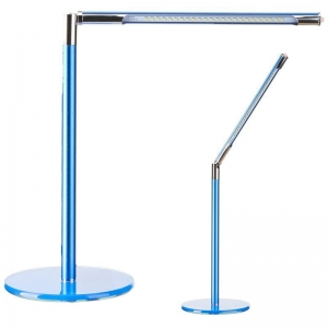 ACTIVESHOP LAMPA LED NA BIURKO ULTRA SLIM BLUE