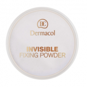 DERMACOL INVISIBLE FIXING POWDER - UTRWALAJĄCY PUDER TRANSPARENTNY LIGHT