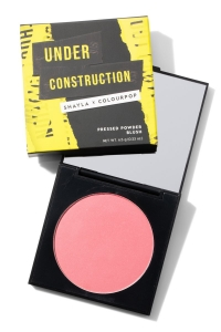 COLOURPOP & SHAYLA PRESSED POWDER BLUSH UNDER CONSTRUCTION RÓŻ