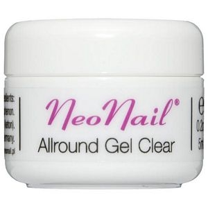 NEONAIL ALLROUND GEL CLEAR ŻEL JEDNOFAZOWY 15 ml