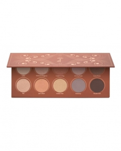 ZOEVA ROSE GOLDEN EYESHADOW PALETTE PALETA CIENI