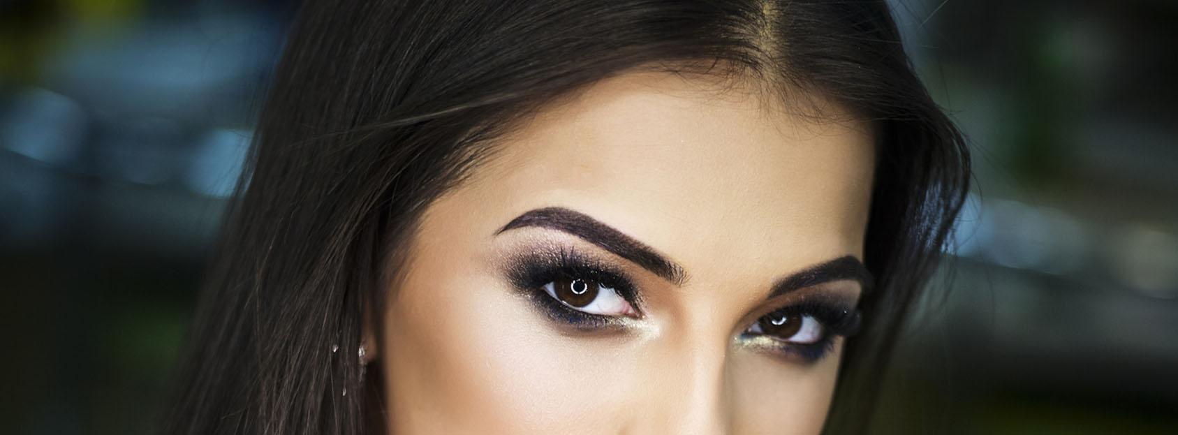 Jak powiększyć makijażem oczy