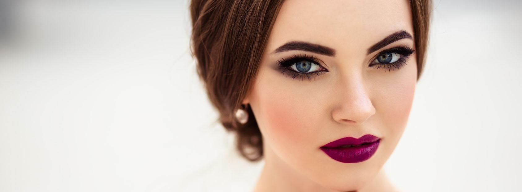 Makijaż dla szatynek